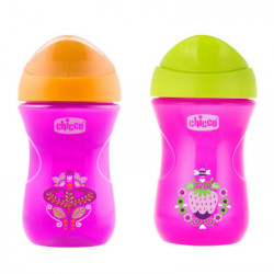 VASO SMART BOQ. RIGIDA NIÑA +12M -CHICCO