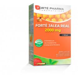 FORTE PHARMA FORTE JALEA REAL BIO 2000mg 20amp