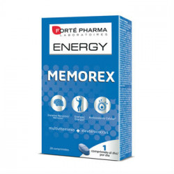 FORTE PHARMA ENERGY MEMOREX 28comp