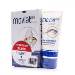 MOVIAL PLUS FLUIDART 28 CAPS.+crema 100m
