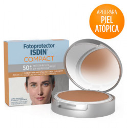 ISDIN FOTOPROTECTOR SPF50+ MAQUILLAJE COMPACTO BRONCE 10GR.