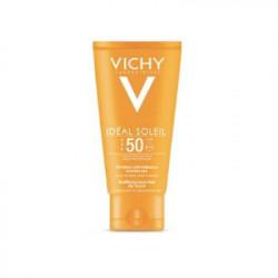 VICHY CAPITAL SOLEIL EMULSION FACIAL ACABADO MATE SPF50+ 50ML