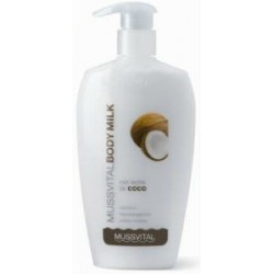 MUSSVITAL BODY MILK CON LECHE DE COCO 300 ML