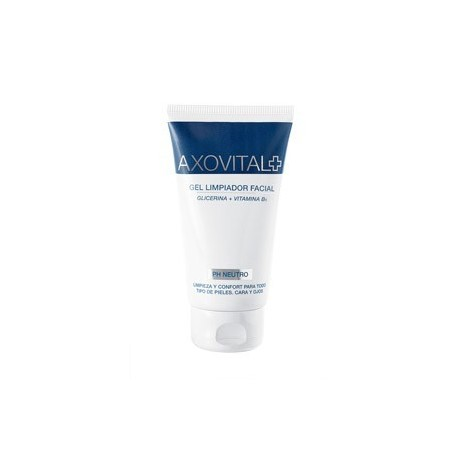 AXOVITAL GEL LIMPIADOR FACIAL 150 ML