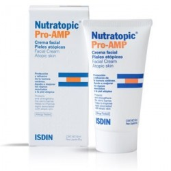 ISDIN NUTRATOPIC CREMA FACIAL PRO-AMP 50 ML