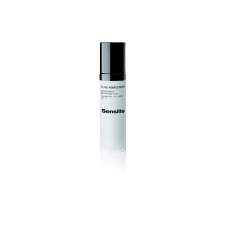 SENSILIS PURE PERFECTION FLUIDO HIDRATANTE MATIFICANTE 50ML SPF10