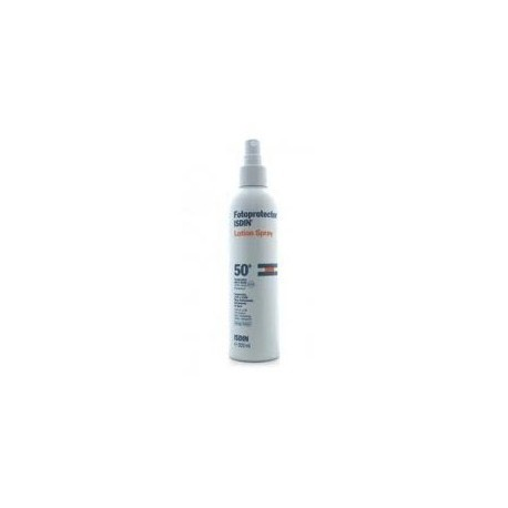 ISDIN FOTOPROTECTOR SPF50+ LOCION SPRAY 200ML
