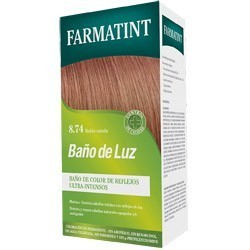 FARMATINT BAÑO COLOR 8.74 RUBIO CANELA