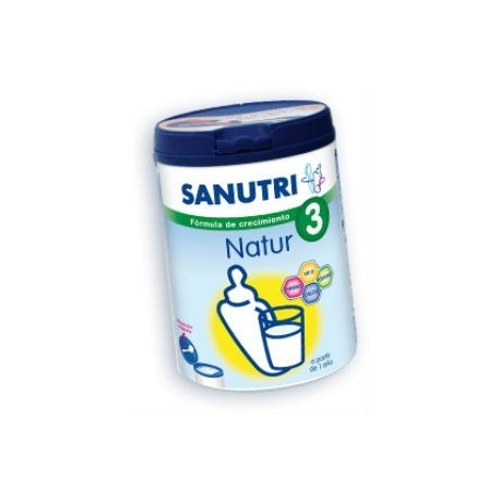 SANUTRI NATUR 3 DUPLO 2 x 800gr - PACK AHORRO