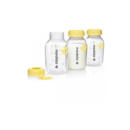 MEDELA BOTELLA-BIBERÓN 150ml (PACK DE 3 UDS)