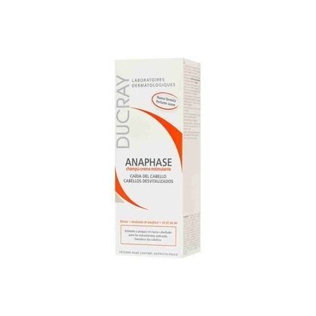 DUCRAY CHAMPU ANAPHASE ANTICAIDA 200 ML