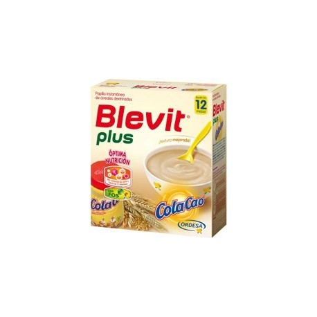 BLEVIT PLUS COLA CAO BIFIDUS 600gr