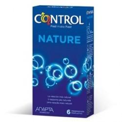 CONTROL PRESERVATIVO NATURE 6ud