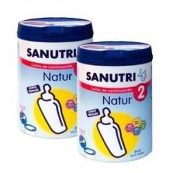SANUTRI NATUR 2 DUPLO 2x800gr -PACK AHORRO