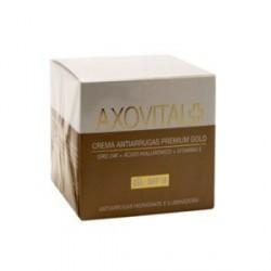 AXOVITAL CREMA ANTIARRUGAS PREMIUM GOLD 50ml