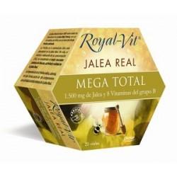 DIETISA ROYAL-VIT JALEA REAL MEGA TOTAL - 20 VIALES