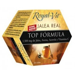 DIETISA ROYAL-VIT JALEA REAL TOP FORMULA - 20 VIALES