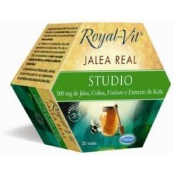 DIETISA ROYAL-VIT JALEA REAL STUDIO - 20 VIALES