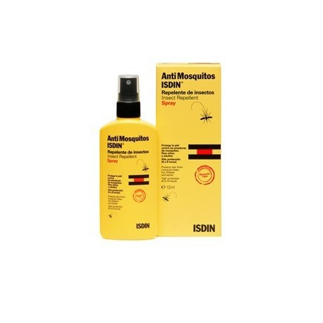 ISDIN SPRAY ANTIMOSQUITOS 100ML