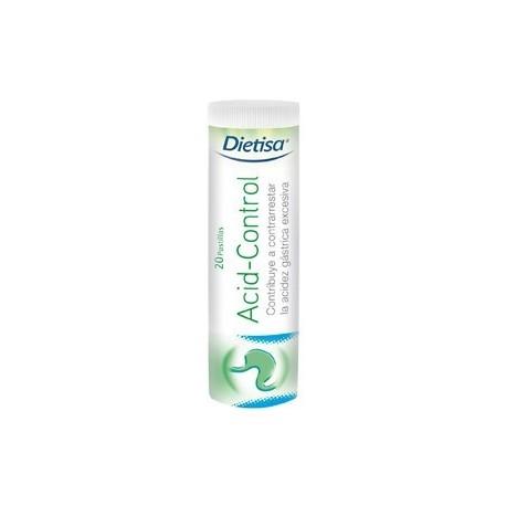 DIETISA GASTRIC ACID-CONTROL 20 PASTILLAS