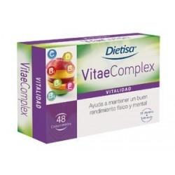 DIETISA VITAE COMPLEX 48 COMP.