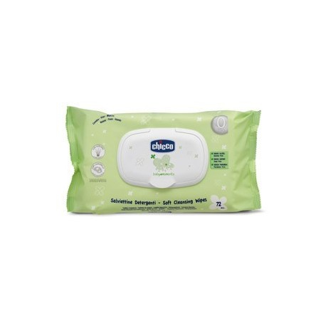 CHICCO BABY MOMENTS TOALLITAS 72UD