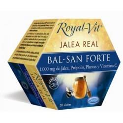 DIETISA ROYAL-VIT BALSAN FORTE 20 VIALES