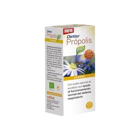 DIETISA PROPOLIS BIO JARABE 125ML