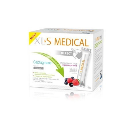 XLS MEDICAL CAPTAGRASAS 90 stick - PARA 1 MES