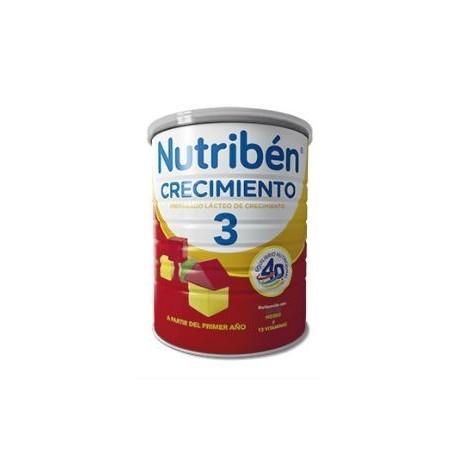 NUTRIBEN CRECIMIENTO 3 800GR