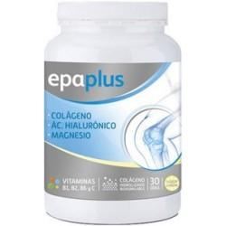 EPA PLUS COLAGENO + ÁCIDO HIALURONICO + MAGNESIO 332gr (Sabor limón)