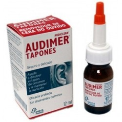 AUDIMER TAPONES 12ML