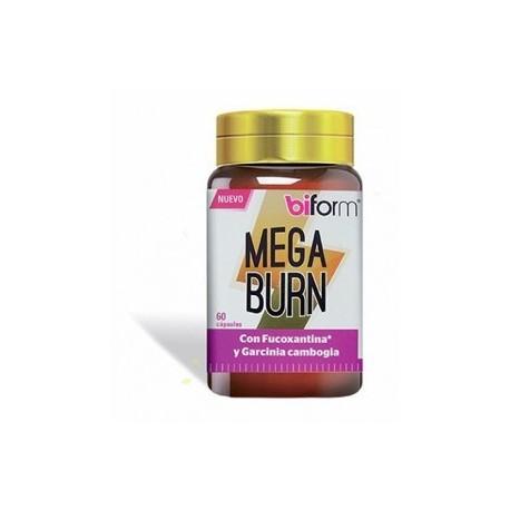 DIETISA BIFORM MEGA BURN 60 CAPSULAS