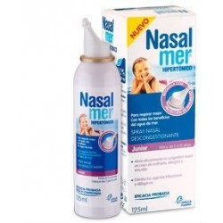 NASALMER HIPERTÓNICO JUNIOR 125ML