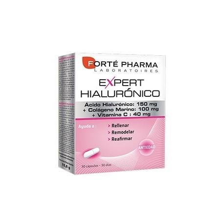 FORTE PHARMA EXPERT ACIDO HIALURONICO+COLAGENO 30 CAPSULAS (1 MES)