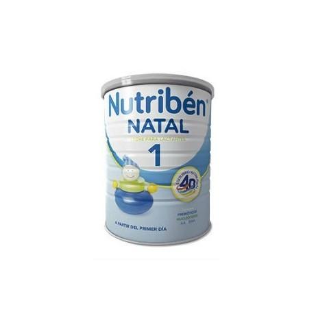 NUTRIBEN LECHE NATAL 1 800GR.