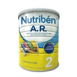 NUTRIBEN 2 A.R. 800GR - ANTI REGURGITACIÓN