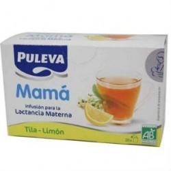 PULEVA MAMA INFUSION TILA Y LIMÓN 20 SOBRES