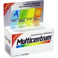 MULTICENTRUM ADULTOS 90 COMPRIMIDOS