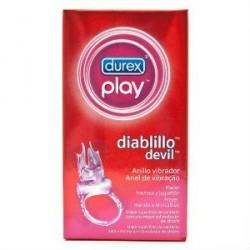 DUREX PLAY ANILLO VIBRADOR DIABLILLO