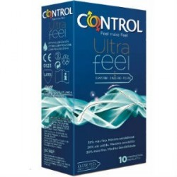 CONTROL PRESERVATIVO ULTRAFEEL 10UD