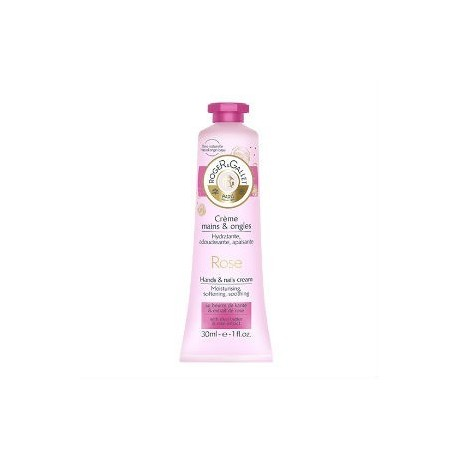 ROGER GALLET ROSE CREMA DE MANOS Y UÑAS 30ML