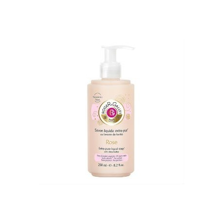 ROGER GALLET ROSE JABON LIQUIDO 250ML