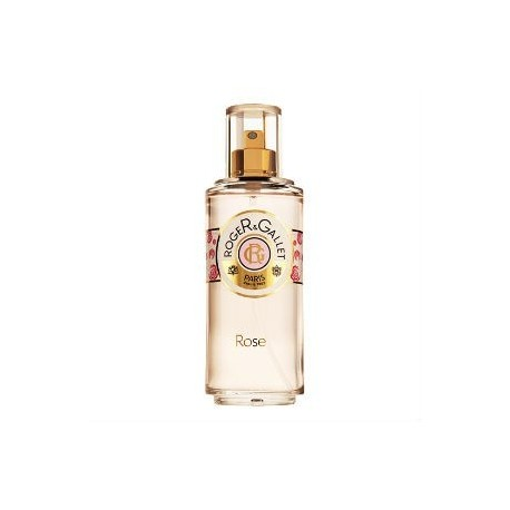 ROGER GALLET ROSE AGUA PERFUMADA 100ML