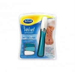 DR SCHOLL LIMA ELECTRONICA VELVET SMOOTH UÑAS