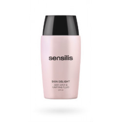 SENSILIS SKIN DELIGHT FLUIDO ANTIMANCHAS Y UNIFORMIZANTE SPF50 50ML