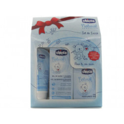 CHICCO NATURAL SENSATION SET DE INICIO