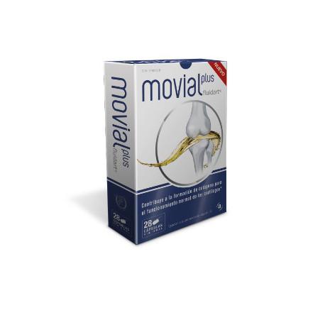 MOVIAL PLUS FLUIDART 28 CAPS.