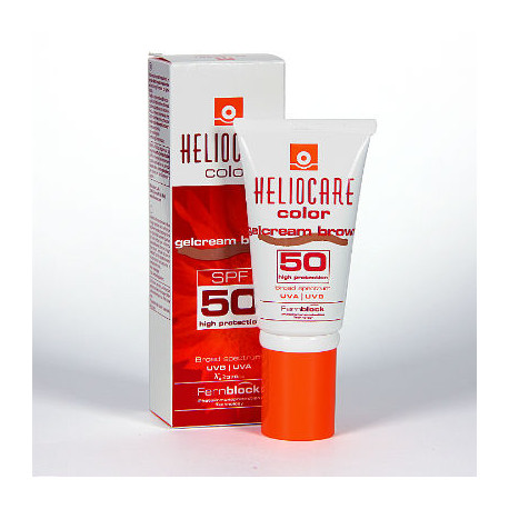 HELIOCARE GEL-CREMA SPF50 COLOR BROWN 50ml