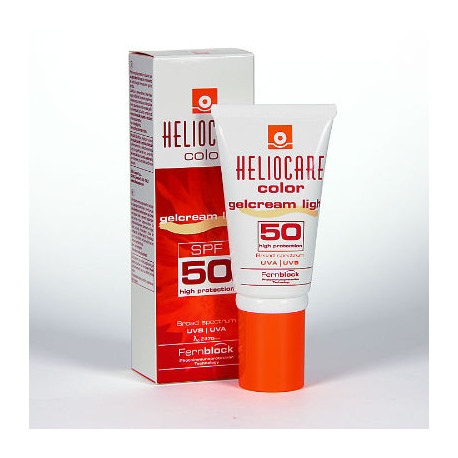 HELIOCARE GEL-CREMA SPF50 COLOR LIGHT 50ml